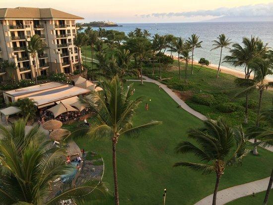 The Westin Kaanapali Ocean Resort Villas: View from the Lanai