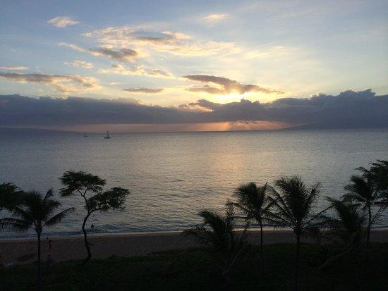 The Westin Kaanapali Ocean Resort Villas: Standard Sunset