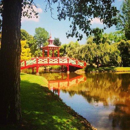 Parc Floral d'Apremont : Apremont sur Allier