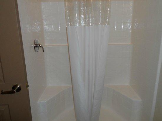 Wingate by Wyndham Appleton : shower