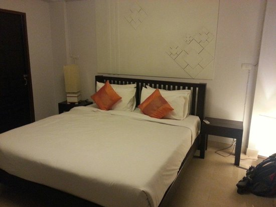Yindee Stylish Guesthouse : The double room