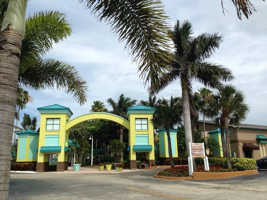 International Palms Resort & Conference Center Cocoa Beach: Loved it