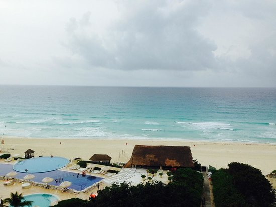 Live Aqua Beach Resort Cancun : View from our room!