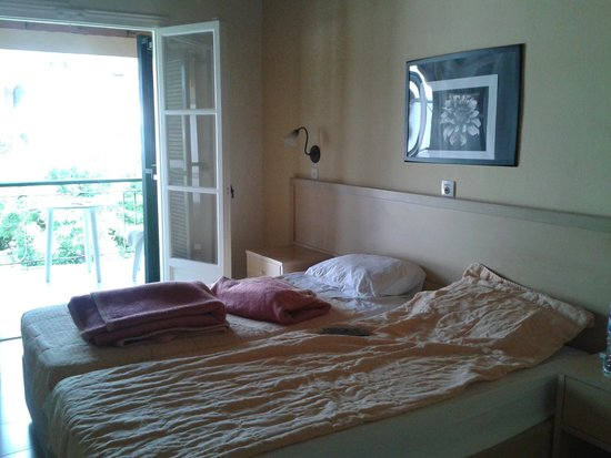 Hotel Omiros: номер стандартный