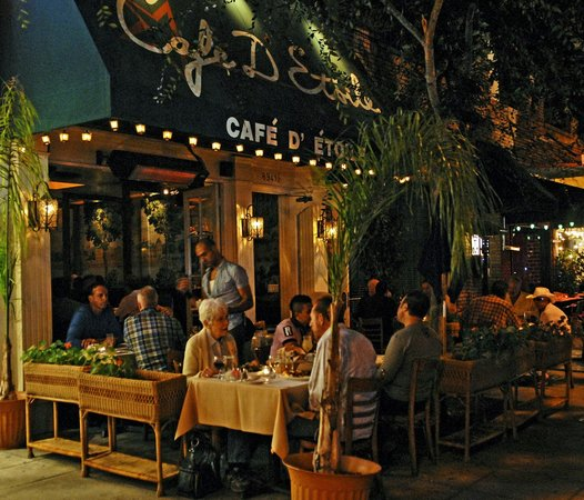 Cafe D Etoile West Hollywood Ca
