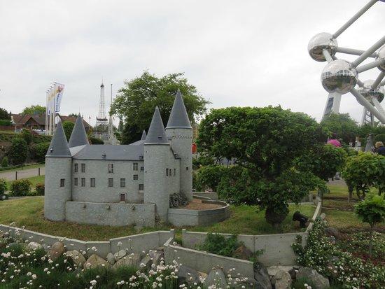 Mini-Europe: парк Мини-Европа
