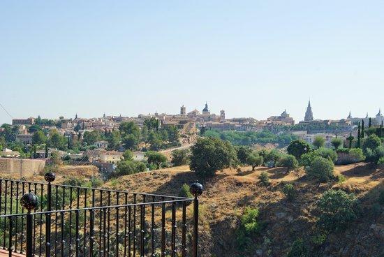 AC Hotel Ciudad de Toledo: View from 110