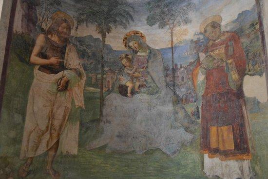 Spoleto - La Rocca     Provincia di Perugia, Italia