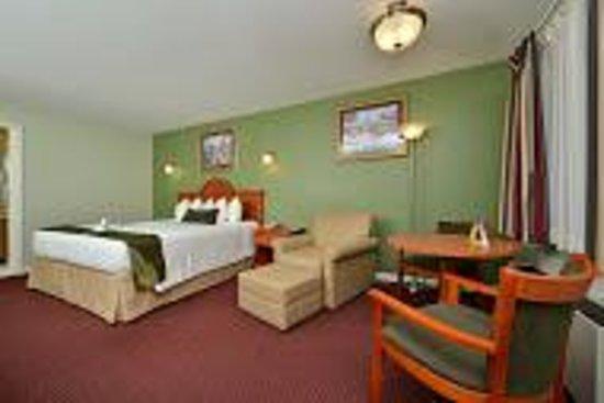 BEST WESTERN Acadia Park Inn: Dorr King