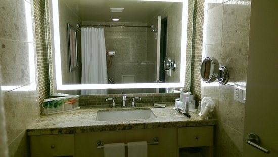 Mirage picture of the mirage hotel casino las vegas - Bathroom remodeling las vegas nv ...