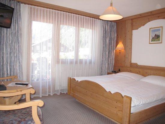 Hotel Mattmarkblick : Arvenzimmer