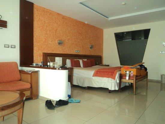 Grand Sirenis Riviera Maya Resort & Spa : Room