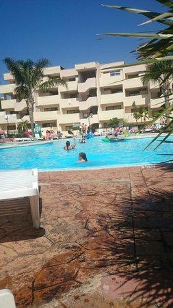 Festival Village : Hotel pool :)