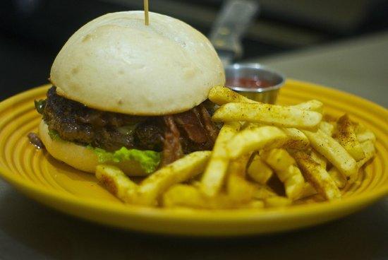 Rustico Bistro: French Onion Burger
