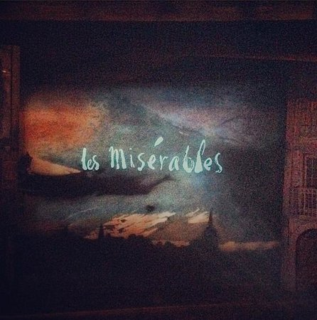 Les Miserables: Curtain