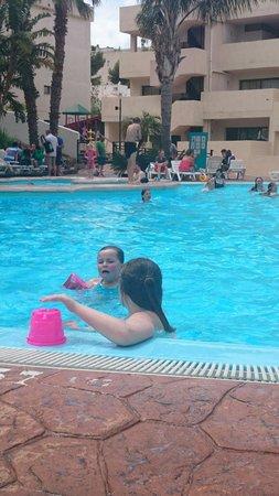 Festival Village : Hotel pool again