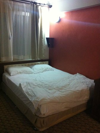 Elan Hotel: la camera