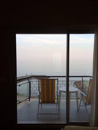Bellevue et Mediterranee: Camera vista mare