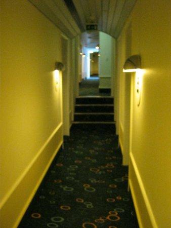 Copenhagen Star Hotel : Creepy Hallway #2