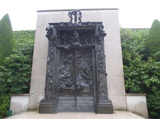 Musée Rodin : The Gates of Hell
