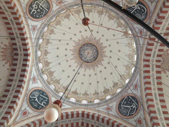 Fatih Mosque and Complex: amazing domes