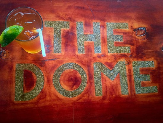 The Dome Drive Thru: #TheDome