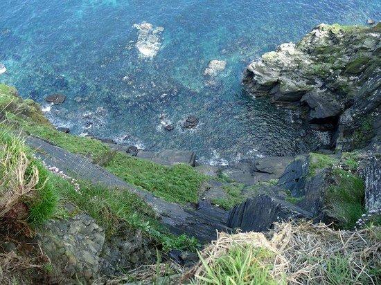 Doolin Cliff Walk: On the Cliffs