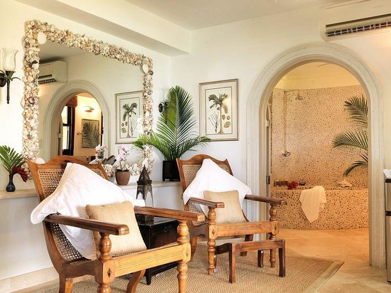 Firefly Hotel Mustique: Royal Palm Room