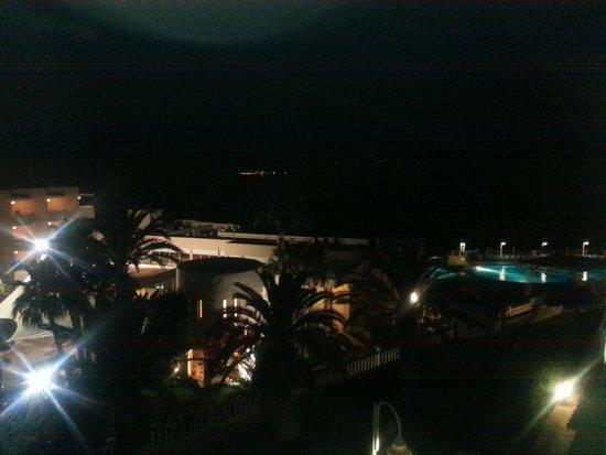 Invisa Hotel Club Cala Verde : Night time