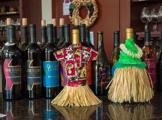 MJA Vineyards: Aloha Wine...only at MJA