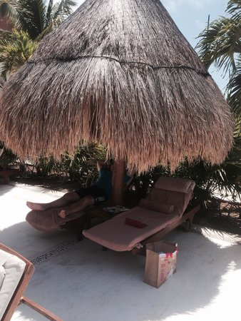Excellence Playa Mujeres: Paradise at the 7b pool