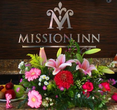 Hotel Mission Inn: FRONT DESK