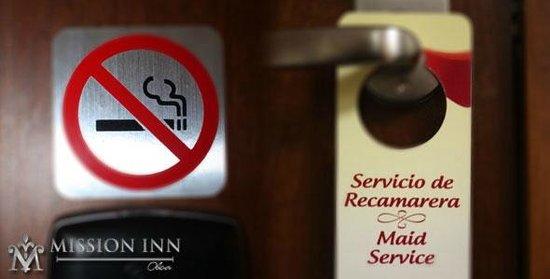 Hotel Mission Inn: HABITACIONES NO FUMAR