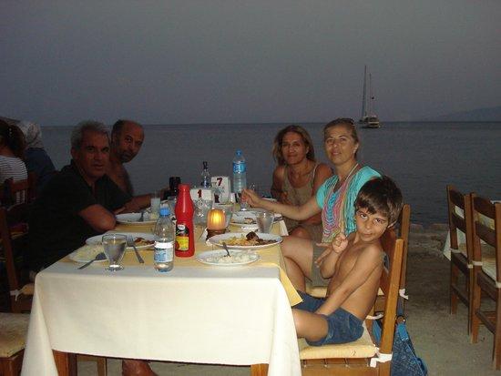 Guzel Hotel: Güzel Otel'de akşam yemeği