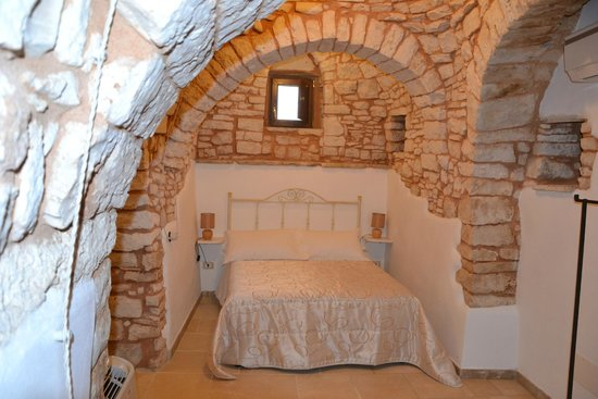 Tipico Resort in Trulli : Coin chambre