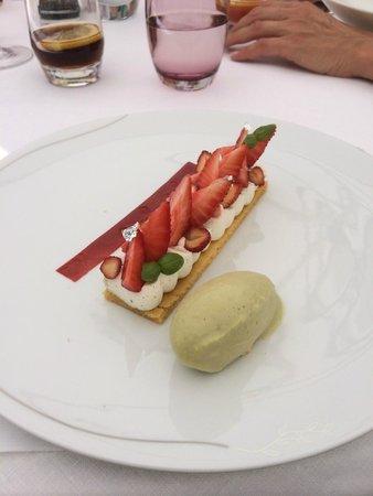 Le Diane : Dessert