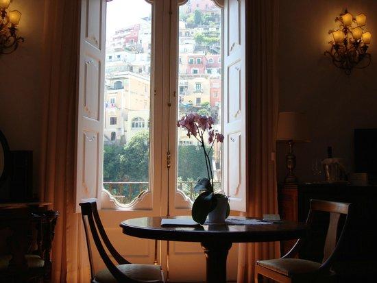 Hotel Palazzo Murat: Old world elegance