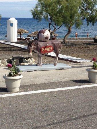 Veggera Hotel: Beach