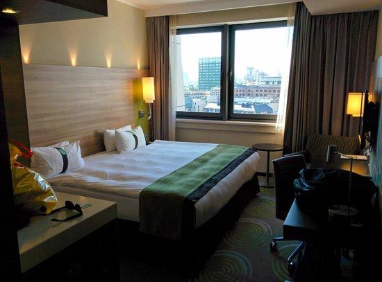 Holiday Inn Kiev: Room view