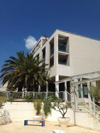 Verudela Beach & Villa Resort: Hotel area