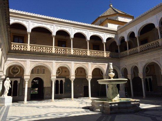 Casa de Pilatos: Patio principal