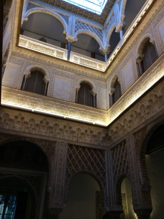 Casa de Pilatos: Escalera