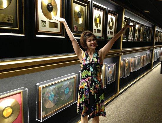 Graceland: Lots of history and exhibits at Elvis Presley's home. I'm glad I got to visit!