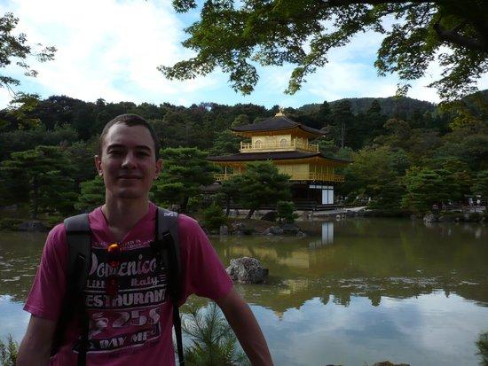Templo del Pabellón de Oro (Kinkaku-ji): Espectacular, magico y ostentoso lugaraf