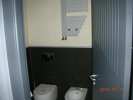 Atelier Hotel: Bagno