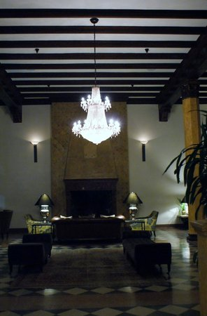 Hotel Normandie: foyer/reception