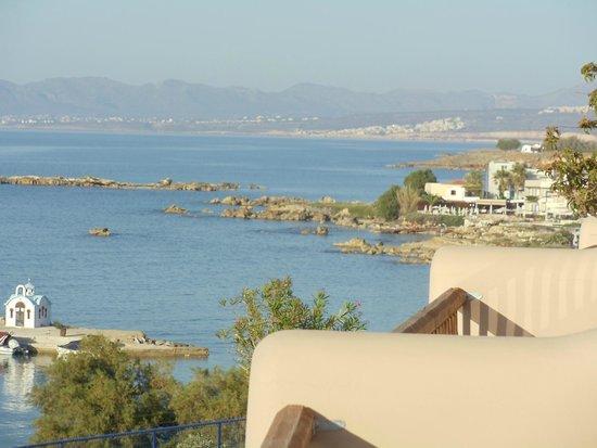 Panorama Hotel - Chania : Utsikt