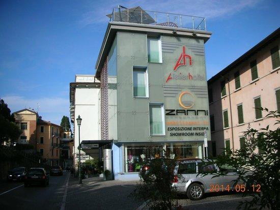 Atelier Hotel: Hotel Atelier