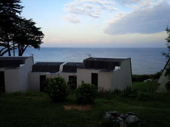 VVF Villages Ile de Groix: Vue du bungalow
