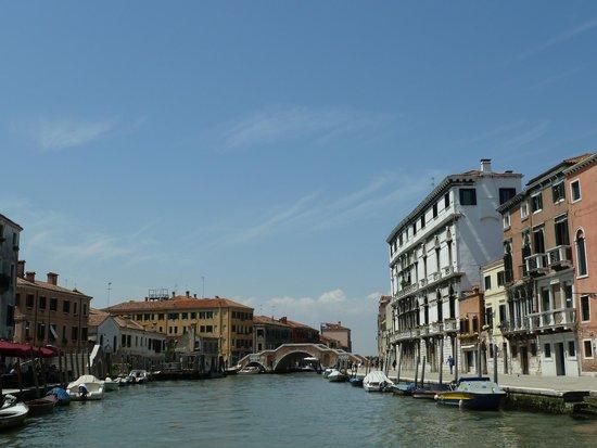 Gran Canal: grand canal